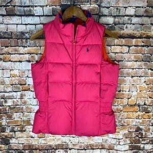 Ralph Lauren Reversible Puffer Vest